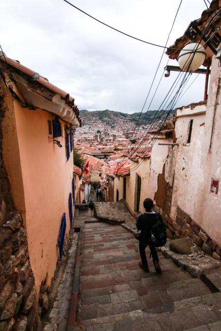 El Muro Inca y el de los Incapaces.